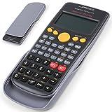 Jago Tischrechner Taschenrechner Bürorechner Schulrechner mit 3-zeiliger Displayanzeige und 272 Funktionen