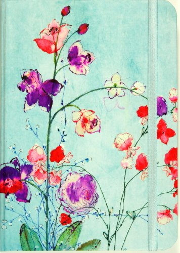 Fuchsia Blooms Journal (Notebook)