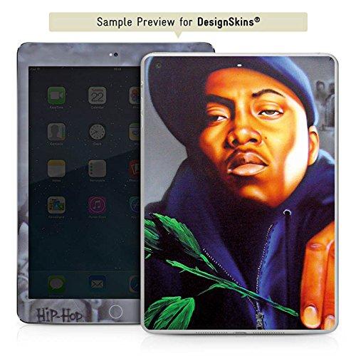 Apple iPad mini 4 Case Skin Sticker aus Vinyl-Folie Aufkleber Nas Rapper Illmatic