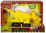 Mattel Dino Trux dpc99 Hero Sounds bullz, Figura de acción