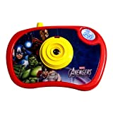 ISRE 2 in 1 Projector and Camera cartoon characters (RED)