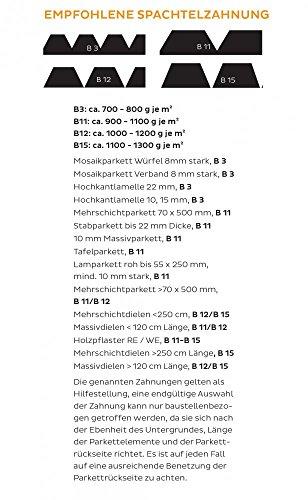 Bostik Parfix Strong Parkett Hybridklebstoff 17.0kg Eimer