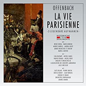 La Vie Parisienne [Import allemand]