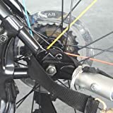Vollgefederter Kinderfahrradanhänger mit Joggerfunktion Fahrradanhänger Exclusiv 504S-02 -