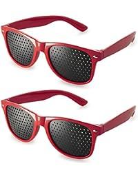 Amazon.fr   Rouge - Lunettes et Accessoires   Accessoires   Vêtements 85f6356844cc