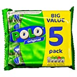 Polo Mints | Original Flavour | 5 Packs