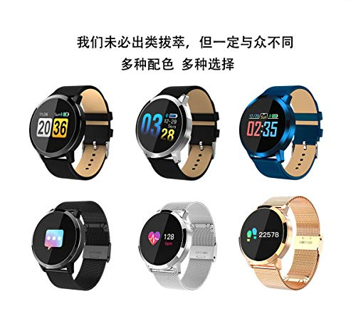Provide The Best Q8 Bluetooth Smart Armband Activity Tracker Standby 150 Tage Wasserdichte Anti-verlorene Farbe Bildschirm Smart-Armband