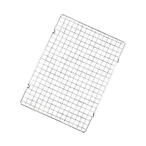 Birkmann 430600 Auskühlgitter eckig, verchromt, 32 x 45 cm