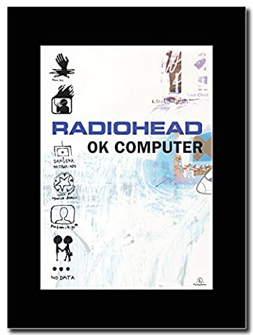 RADIOHEAD–OK Computer Magazine Promo sur un support