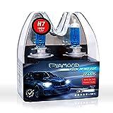 2x H7 Diamond Vision 100W 100Watt Xenon Look...