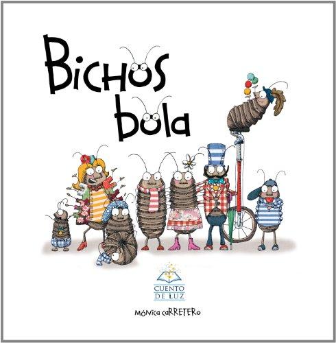 Bichos bola (Artistas Mini-animalistas) por Mónica Carretero