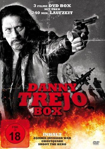 Great Movies Danny Trejo Box