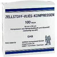 Zellstoff Vlies Kompressen 10x20cm unsteril 100 stk preisvergleich bei billige-tabletten.eu