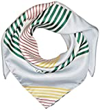 Tommy Hilfiger Icon Bandana Sciarpa, Multicolore (Multi Stripes 902), Unica (Taglia Produttore: OS) Donna