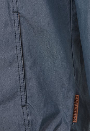 Naketano Benficker Nuno Jacket Dirty Steel Steel