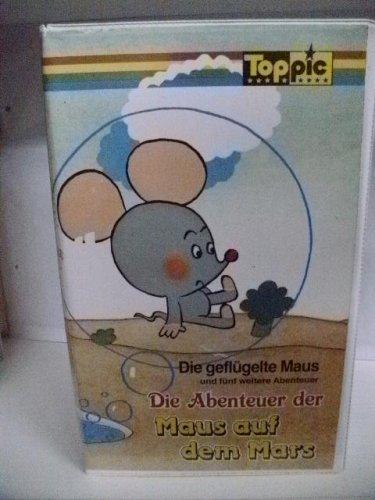Die Abenteuer der Maus auf dem Mars: