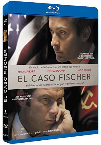 El caso Fischer [Blu-ray]