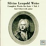 Weiss;Lute Works Volume 1