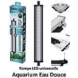 Aquatlantis 09747easyled universel pour aquarium d'eau douce 60–85cm