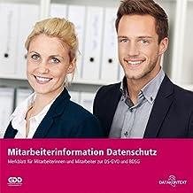 Mitarbeiterinformation Datenschutz: Informationen für die Mitarbeiterinnen und Mitarbeiter nach DS-GVO und BDSG (neu)