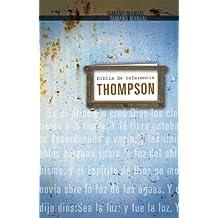 RVR60 Biblia De Referencia Thompson Tamano Personal