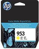 HP 953 Gelb Original Druckerpatrone für HP Officejet Pro 8210, 8710, 8720, 8730, 8740