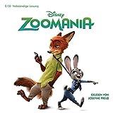 Zoomania (Hörbücher zu Disney-Filmen und -Serien, Band 3)