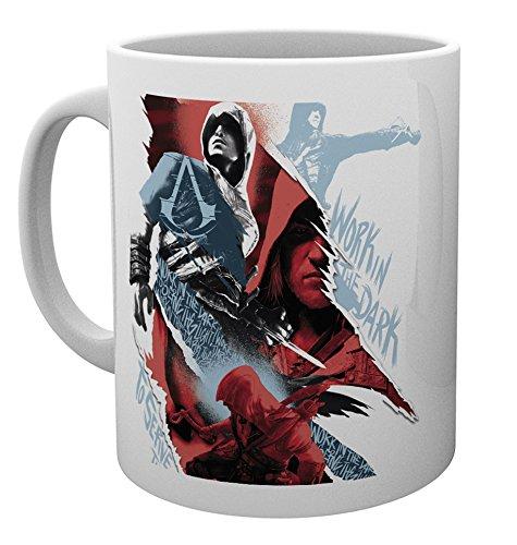 GB Eye Poster Assassins Creed, Compilation 1, Tasse, Verschiedene