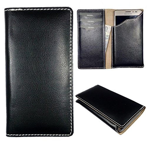 Wickedleak Wammy Neo 5 HD - Pu Leather Mobile Pouch Cover (Be Unique Buy Unique ) Buy It Now By Senzoni  available at amazon for Rs.249