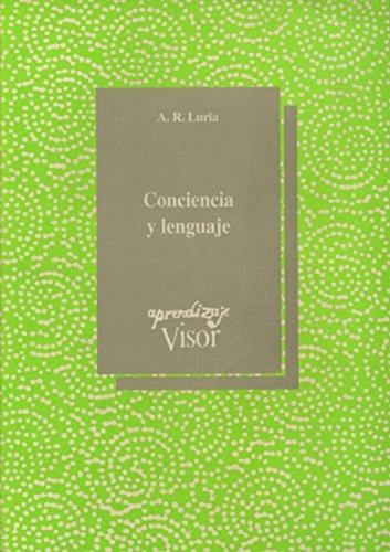 Conciencia y Lenguaje por A. R. Luria