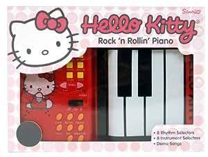 Sakar international toys hello kitty rock n 39 roll elektronik - Hello kitty fernseher ...