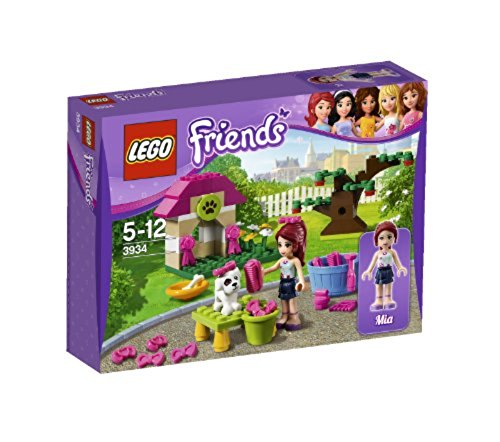 LEGO Friends - 3934 - Jeu de Construction - Le Chiot de Mia