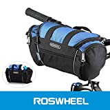 ROSWHEEL 5L Fahrrad Lenkertasche Fahrrad Front Tube Tasche Schulter Pack Outdoor Sports Cycling Mountain Tasche Sling Bag