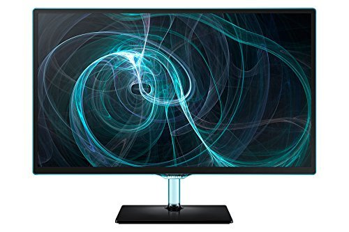 Samsung T27D390EW 68,6 cm (27 Zoll) TFT PC-Monitor 16 (VGA, USB, 5ms Reaktionszeit, TV-Tuner) schwarz