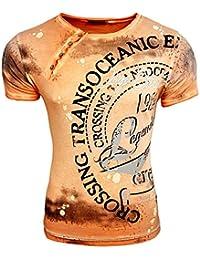 HERREN T-Shirts TShirt NEU Größe S M L M XL XXL RUNDHALS KURZARM Regular RN15045
