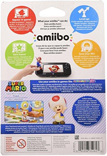 Super Mario Toad Amiibo - 2