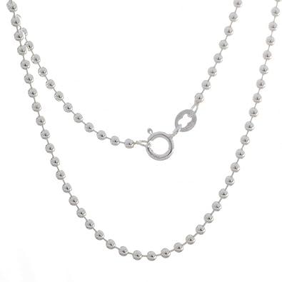 Silberkette 70 cm