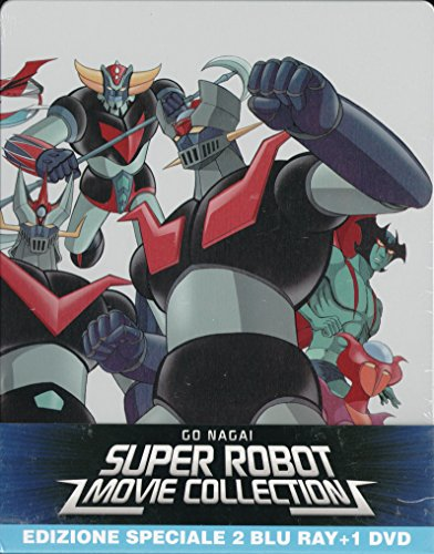 Go Nagai Super Robot Movie Collection