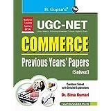 NTA-UGC-NET/JRF: Commerce (Paper I & Paper II) Previous Papers (Solved): Commerce Previous Papers (Solved)