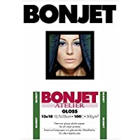 Bonjet Atelier glänzend 13x 18cm 300g 100Blatt