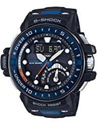 [New] CASIO watch G-SHOCK MASTER OF G GLUFMASTER world six stations corresponding Solar radio GWN-Q1000-1AJF Men