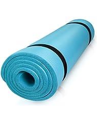 diMio Yogamatte / Gymnastikmatte 185x60cm in 2 Stärken und 6 Farben, Phlatatfrei + SGS geprüft