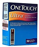 #3: OneTouch Ultra Test Strips - 50 Counts