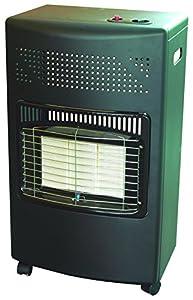Kingavon BB-PG150 4.2kW Portable Gas Cabinet Heater