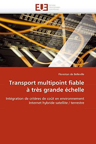Transport multipoint fiable à très grande échelle par Florestan de Belleville