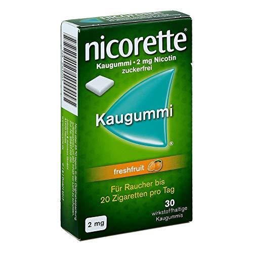 Nicorette 2mg freshfruit 30 stk