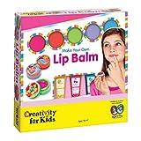 Creativity for Kids Make Your Own Lippenbalsam, Neue verbesserte Formel & Geschmacksrichtungen