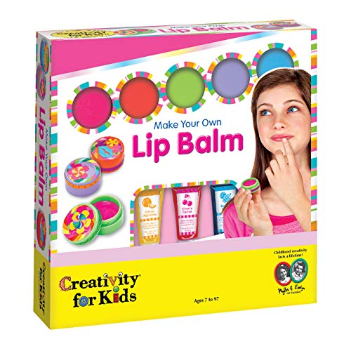 Creativity for Kids Bálsamo Labial Make Your Own