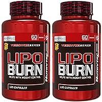 Lipoburn - Quemagrasas 120 Cápsulas. (Pack 2u.)