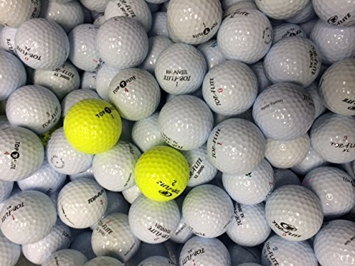 Grande Valore: 24Top Flite Lago perla/Grade A palline da golf
